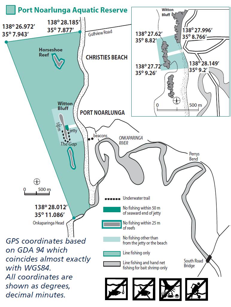 PT NOARLUNGA MAP