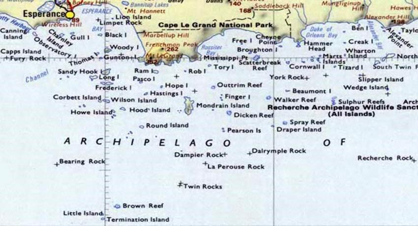 recherche archipelago